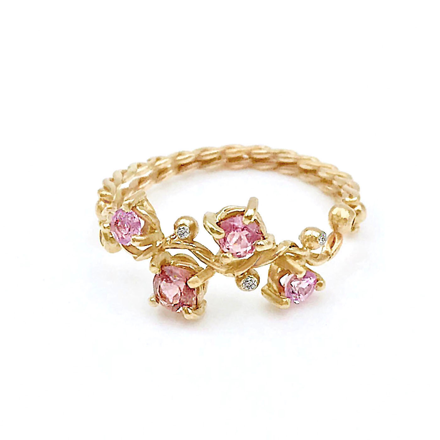 pink-spinel-diamond-four-stone-twist-vine-half-ring-14k-18k-jewelyrie-P