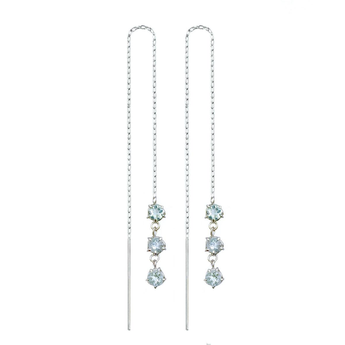 twist-prong-set-aquamarine-trail-three-stone-threaders-dangle-earrings-18k-14k-jewelyrie