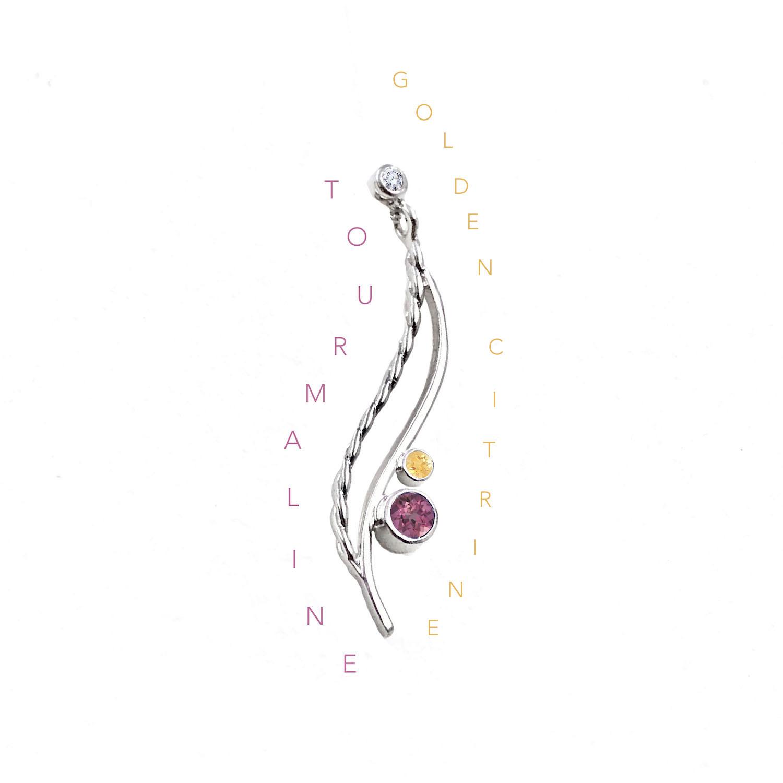 PinkTourmaline-GoldenCitrine