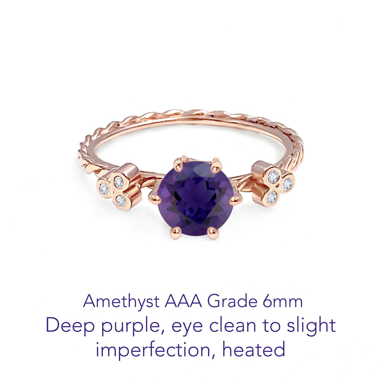Amethyst AAA copy