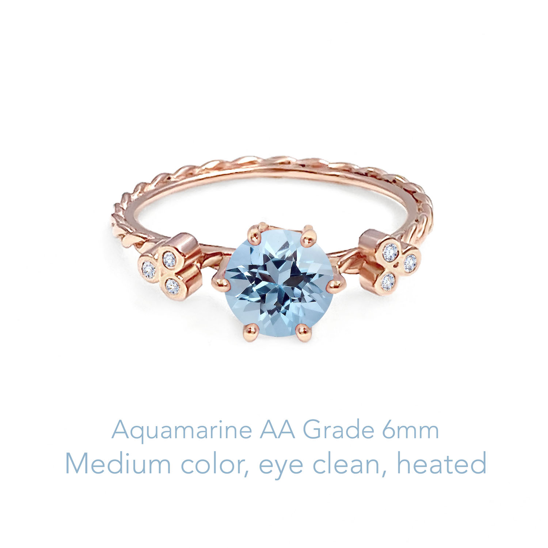 Aquamarine AA
