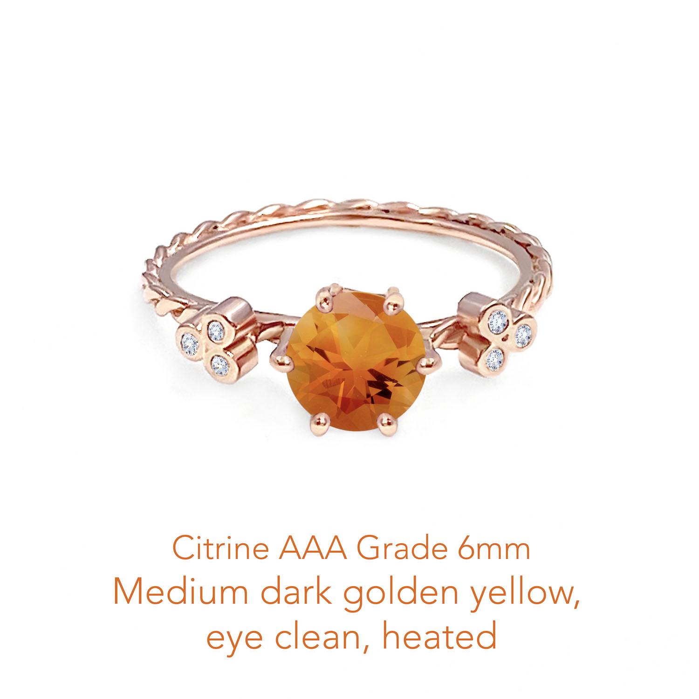 Citrine AAA