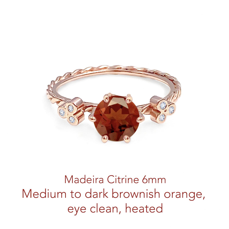 Citrine Madeira