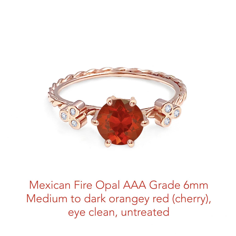 Opal Mexican Fire AAA