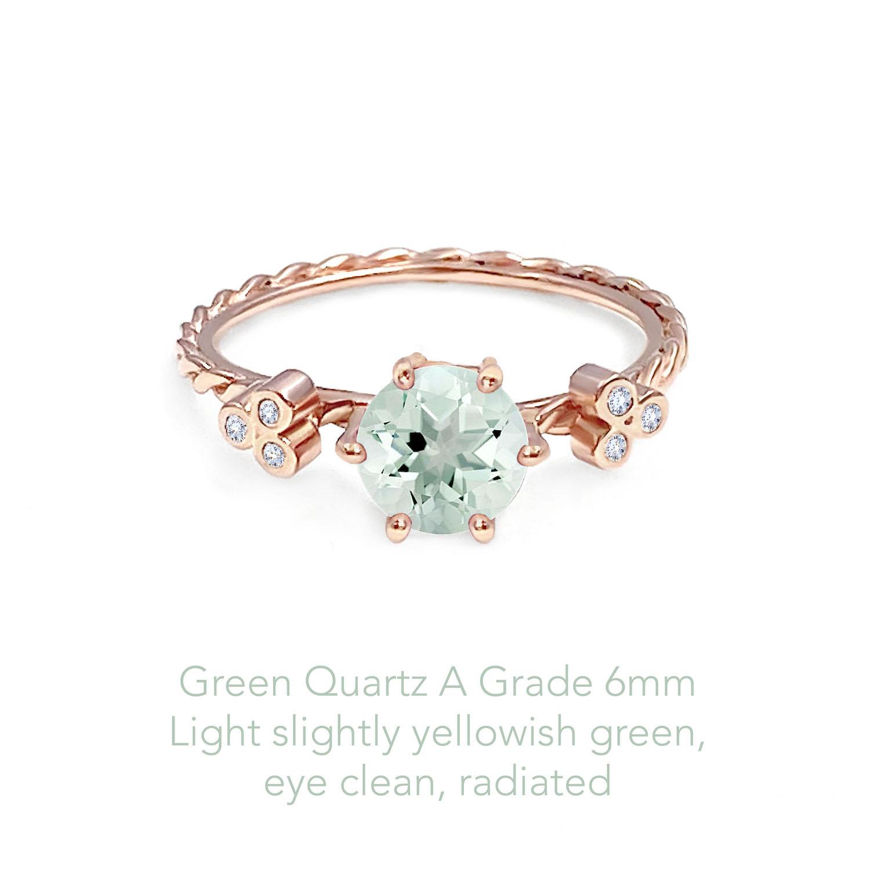 Quartz Green A