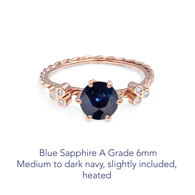 Sapphire Blue A