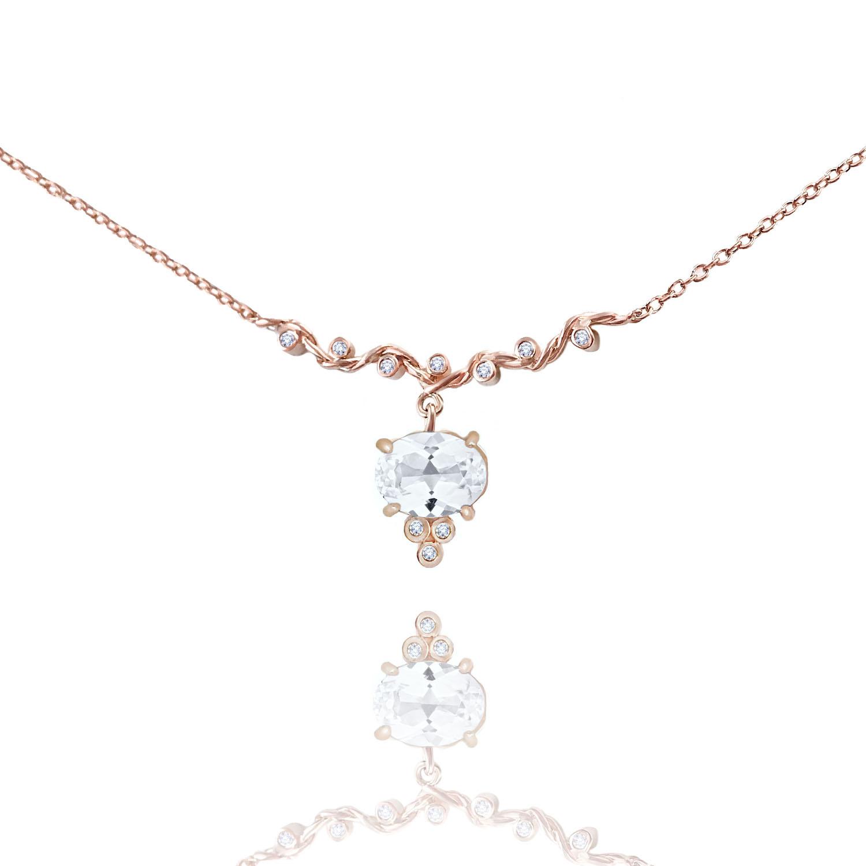 White-topaz-drop-twist-wave-station-necklace-14k-18k-jewelyrie-7332