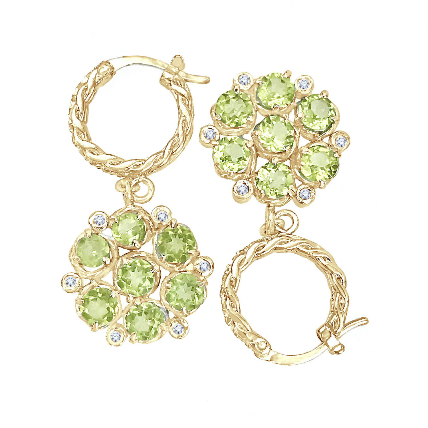 aphrodite-peridot-bouquet-cluster-dangle-earrings-14k-18k-jewelyrie_9971YG