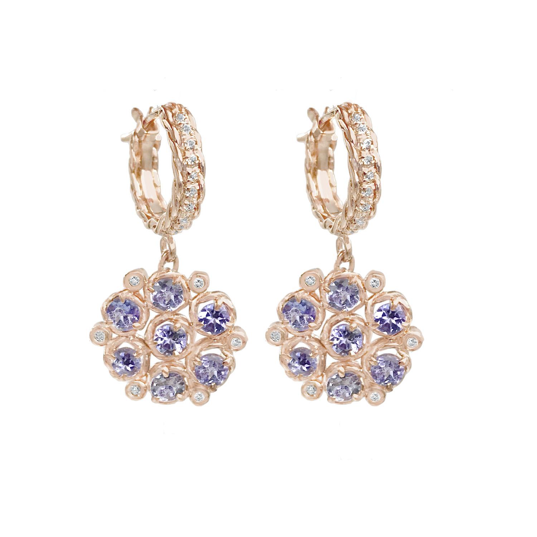 aphrodite-tanzanite-diamond-bouquet-cluster-dangle-earrings-jewelyrie-RG