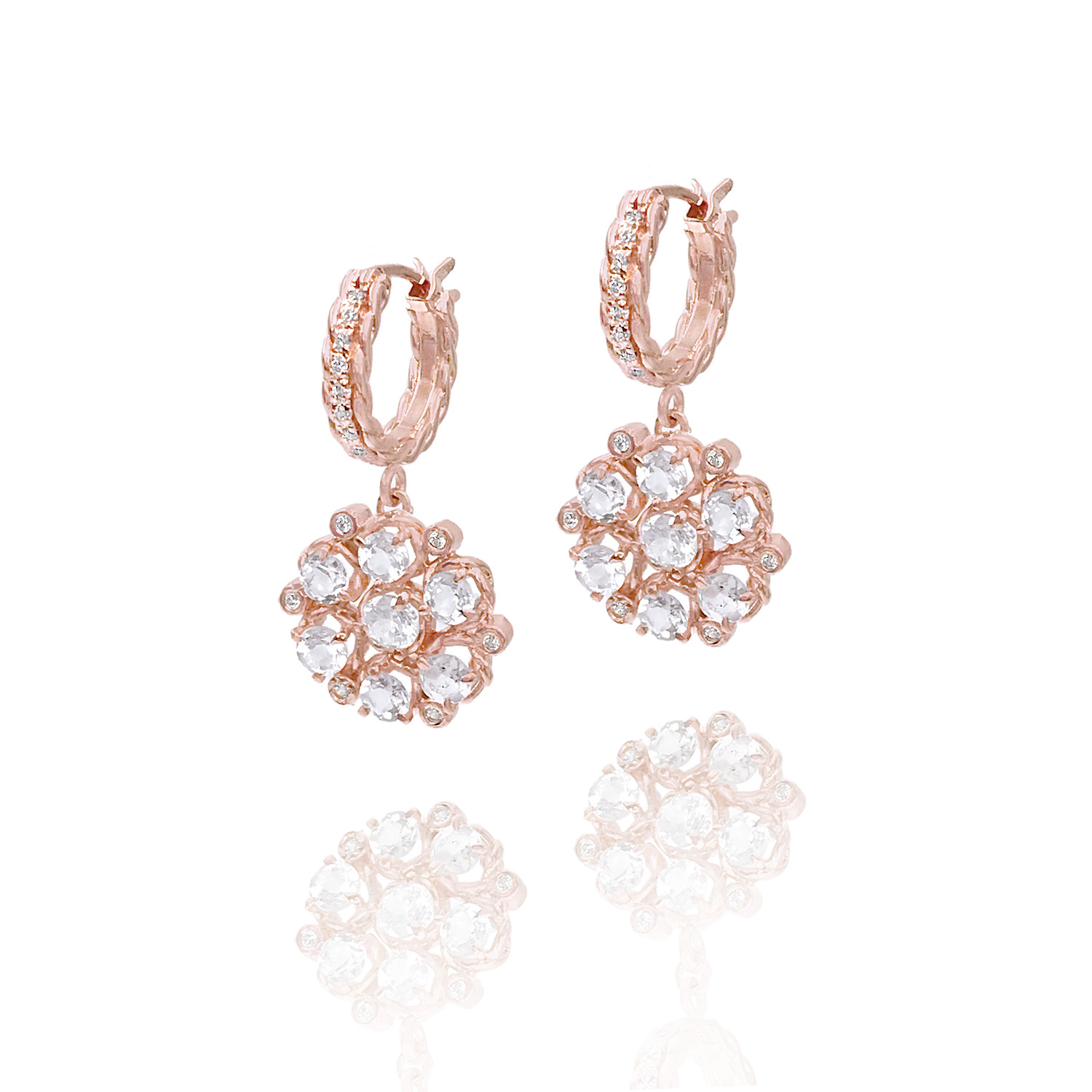 aphrodite-white-zircon-bouquet-cluster-dangle-earrings-jewelyrie-RGR