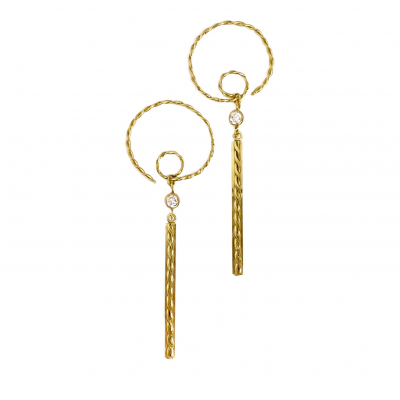 Délibérer Earrings