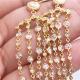 92-18k-14k-gold-rose-cut-diamond-twist-set-cascade-chandelier-earrings_3773