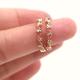 83-Signature-Wavy-Twist-Scattered-Diamond-Gold-Hoop-Earrings_7105