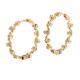 83-Signature-Wavy-Twist-Scattered-Diamond-Gold-Hoop-Earrings-F
