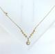 68-Rose-Cut-Diamond-Drop-Signature-Handcrafted-Wavy-Twist-triangle-Pendant-Necklace-14k-18k-Gold-JeweLyrie_6099s