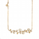 67Twist-Bezel-Set-Scattered-Rose-Cut-Diamond-Horizontal-Way-Bar-Necklace-18k-gold-JeweLyrie 2