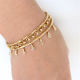 98-twist-lined-rose-cut-diamond-6-station-dangle-tassel-stackable-open-gold-cuff_4477C