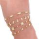 103-Adjustable-Signature-Twist-Bezeled-Rose-Cut-Diamond-Gold-Station-Bracelet-14k-18k-JeweLyrie_7308