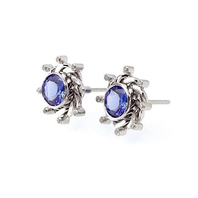 Eclipse Stud Earrings