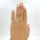 18k-gold-oval-white-diamond-solitaire-engagement-ring-bridal-set