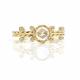 pirouette-twist-wrapped-18k-gold-rose-cut-white-diamond-engagement-ring-CBLR-02