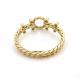 handmade-pirouette-twist-shank-18k-gold-rose-cut-white-diamond-engagement-ring-CBLR-02