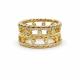 18k-gold-diamond-dot-Twist-Texture-band-Stacking-Trio-CBLR-04