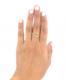Jewelyrie-18k-gold-diamond-dot-signature-Twist-Texture-band-Stacking-ring-CBLR-04