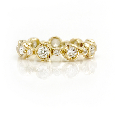 Brilliance Eternity Ring