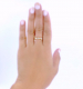 18K-Gold-Petal-Cup-Rose-Cut-Diamond-Eternity-Band-Alternative-Bridal-Stacking-Ring-GLIR-01