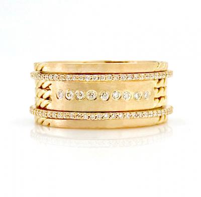 Polonaise Ring