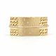 18k-Twist-Mesh-Center-Pave-Diamond-Belt-Shield-Cigar-Band-Same-Sex-ring-EFCR-05K