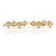 18k-diamond-twist-wave-Enlace-stud-Earrings-Jewelyrie-Tulle-Studs-Collection