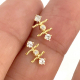 18k-gold-diamond-mix-setting-signature-twist-Stud-Earrings-jewelyrie-hap