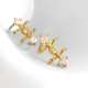 18k-gold-diamond-mix-setting-signature-twist-Stud-Earrings-jewelyrie-hap.
