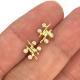 18k-Gold-Diamond-Four-Star-Twist-Bar-Stud-Earrings-combine-bezel-set-diamonds-Jewelyrie's-signature-Pirouette-Twist-SIS-18 copy