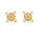 18k-Gold-Diamond-Four-Star-Twist-Box-Stud-Earrings