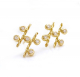 18k-Gold-Diamond-Five-Star-Twist-Stud-Earrings-from-Jewelyrie