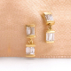 18k-Gold-Double-Baguette-Diamond-Dangle-Studs-JeweLyrie-Tulle-Earring-Colle tion-JUL-11