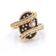18k-Gold-Diamond-Accent-Mix-Metal-Darkened-Oval-Statement-Ring